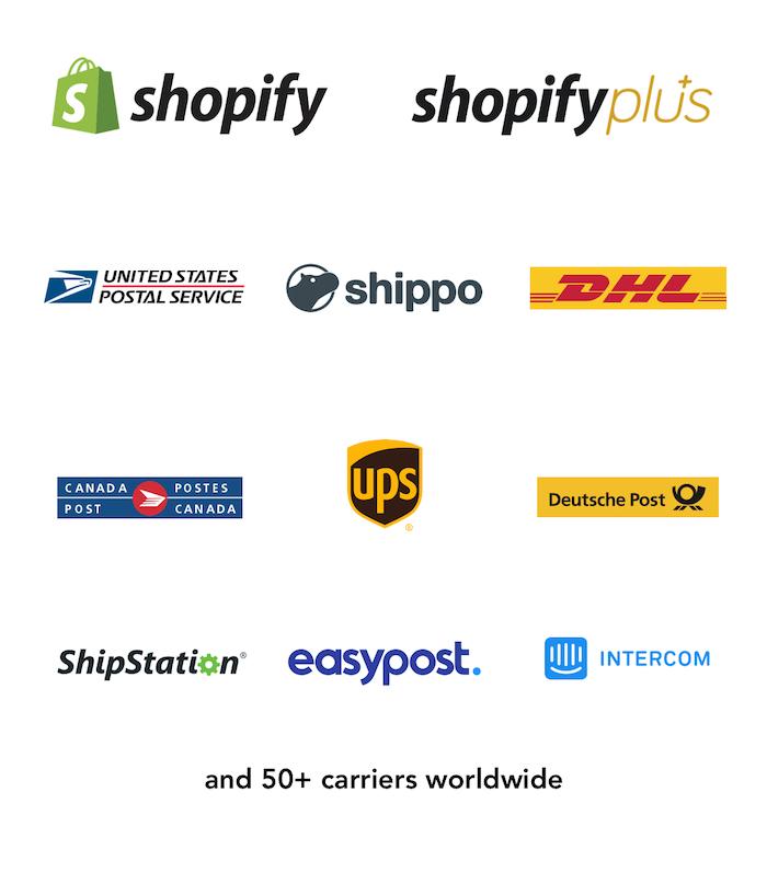 shopify returns app integrations